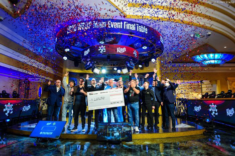 Damian Salas Wins 2020 World Poker Championship Series