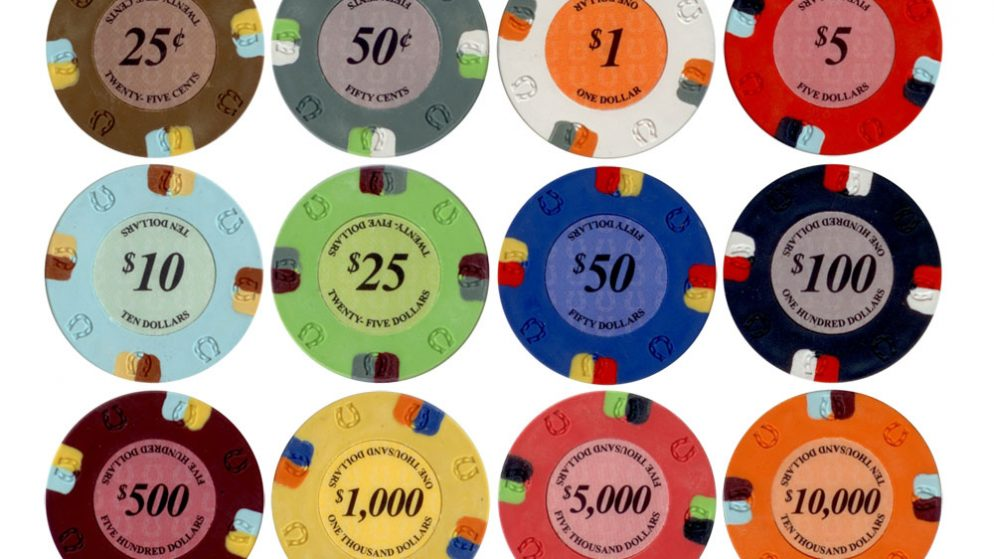 Understanding the Value and Concept of Poker Chips